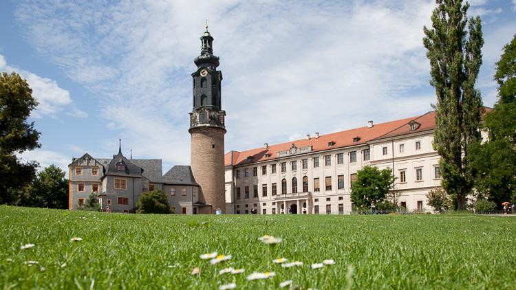 Slot Weimar in Capitool In het voetspoor van de Oranjes