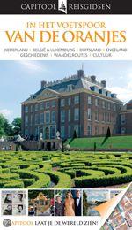 Cover Capitool reisgids In het voetspoor van de Oranjes