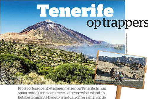 Artikel over Tenerife