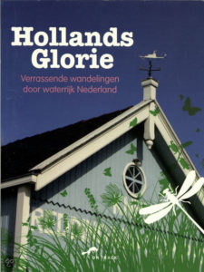 Cover wandelgids Hollands Glorie
