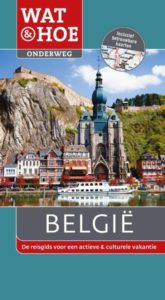 Cover Wat & Hoe onderweg Belgie
