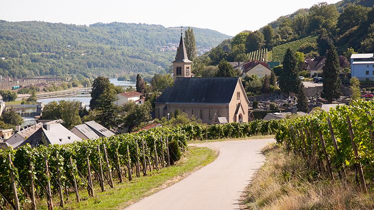Reishandboek Luxemburg